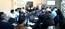 RealTide Meetings - Image of attendees at the GA in Malaga, Spain 2018